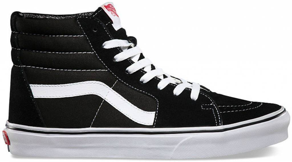Vans Vans SK8-Hi - Black
