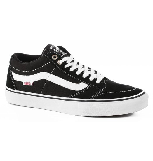 Vans TNT SG Black White