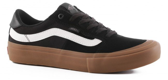 90d5f2b91b Style 112 Pro Youth Black White Gum - Ninetimes Skate Shop