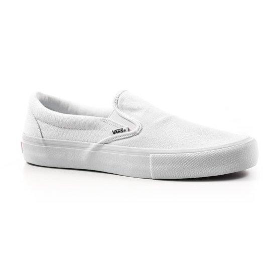 Vans Slip-On Pro White White