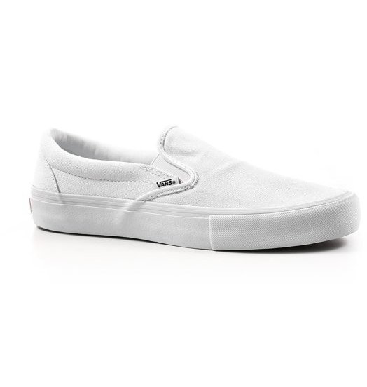 Vans Vans Slip-On Pro - White/White