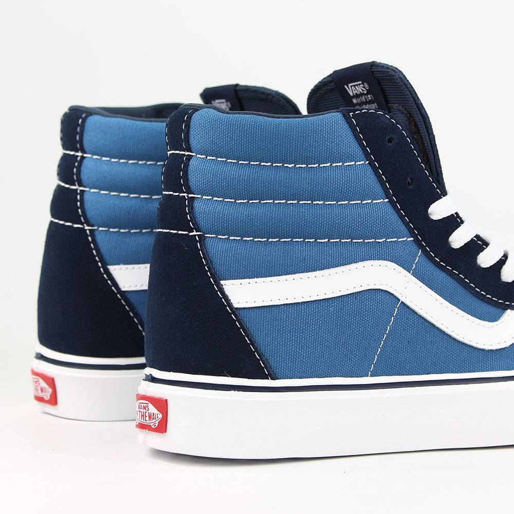 5916a0061e2 SK8-HI Navy - Ninetimes Skate Shop