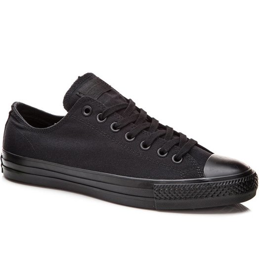Converse Converse CTAS Low Canvas - Black/Black