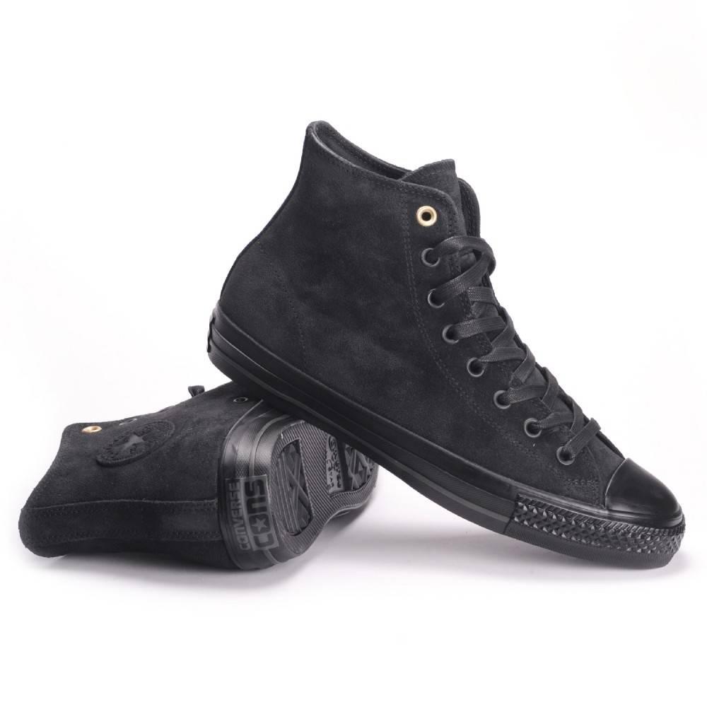 Converse Converse CTAS Hi Suede - Black/Black