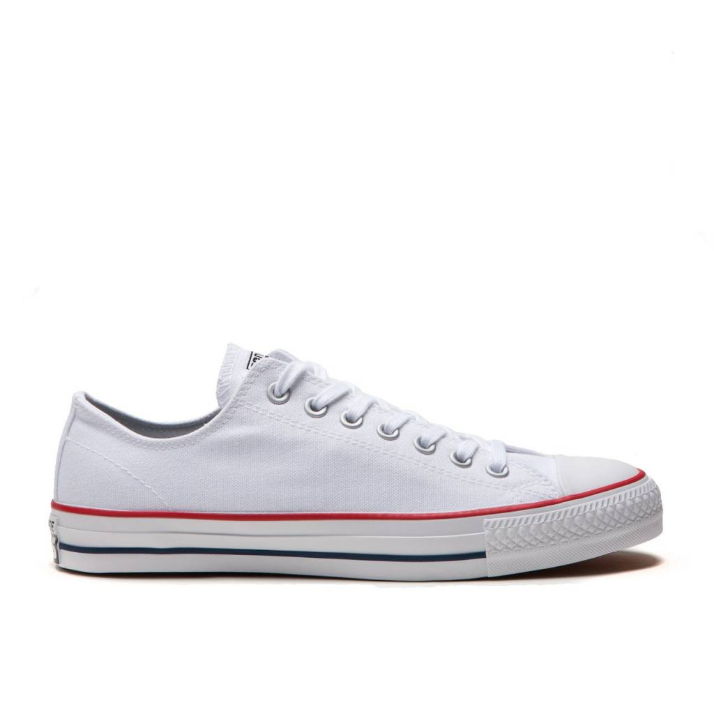 Converse Converse CTAS Low - White/Red/Navy