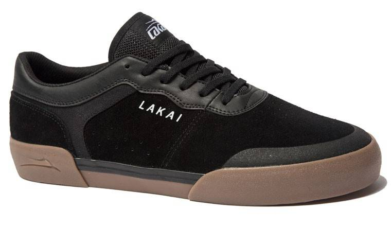 Lakai Lakai Staple - Black/Gum