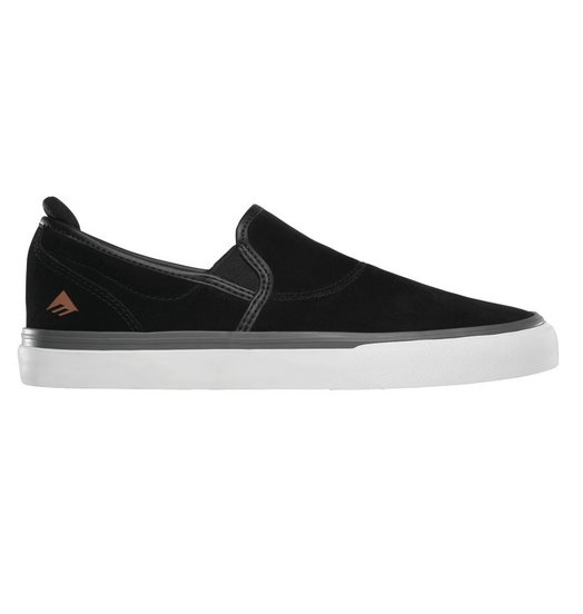 Emerica Emerica Wino G6 Slip-On - Black/Grey/White