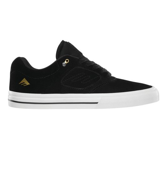 Emerica Emerica Reynolds 3 G6 - Black/White/Gold