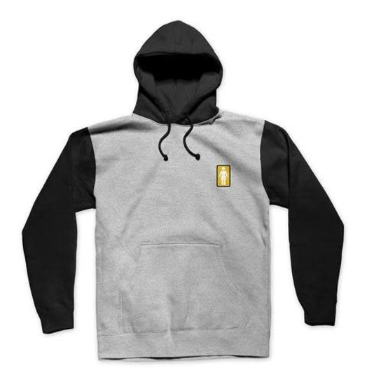 Girl Girl OG 2-Tone Hoodie - Heather/Black