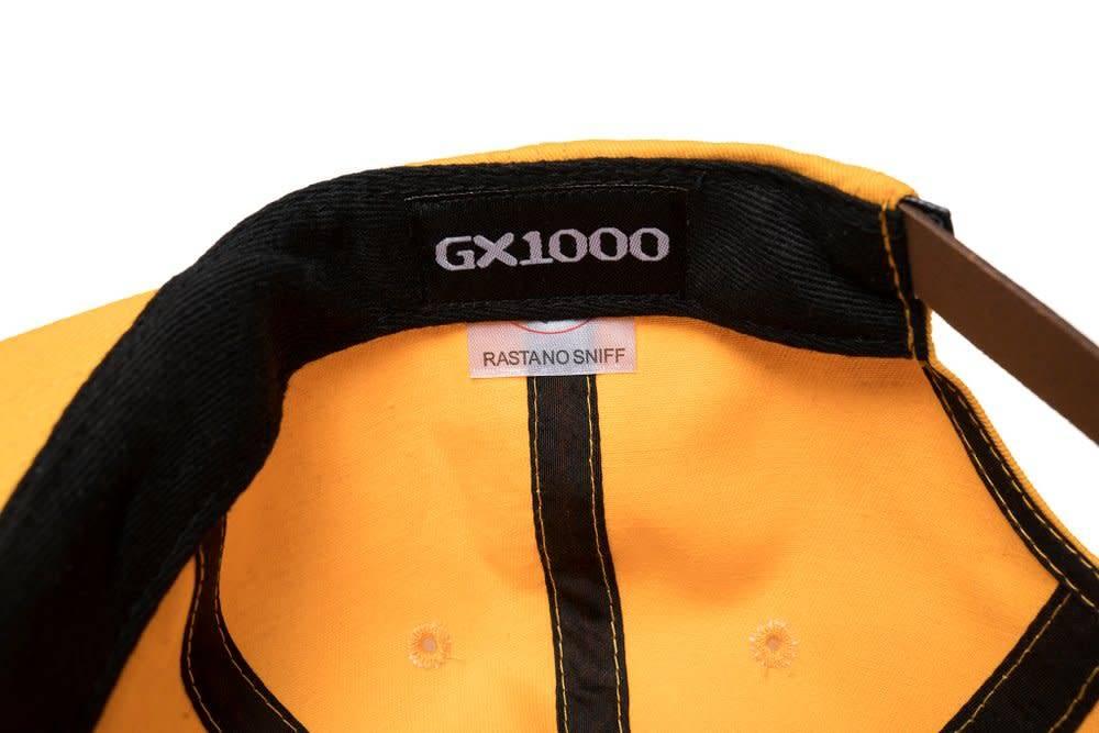 GX1000 GX1000 GXSF 6 Panel Cap - Gold