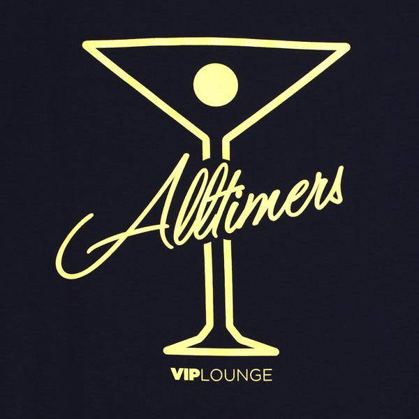 Alltimers Alltimers League Player Crew - Navy