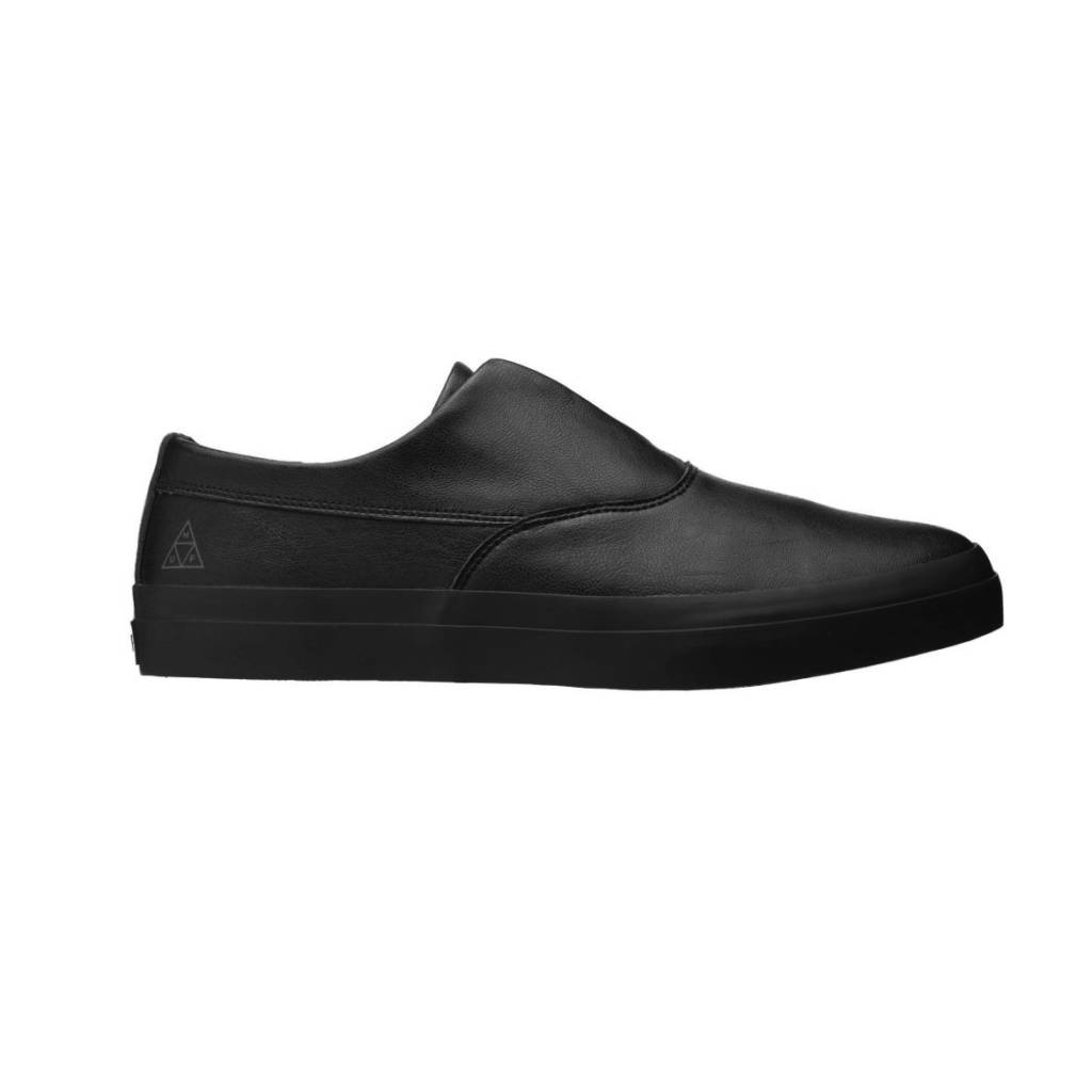 HUF Huf Dylan Slip On - Black Grain