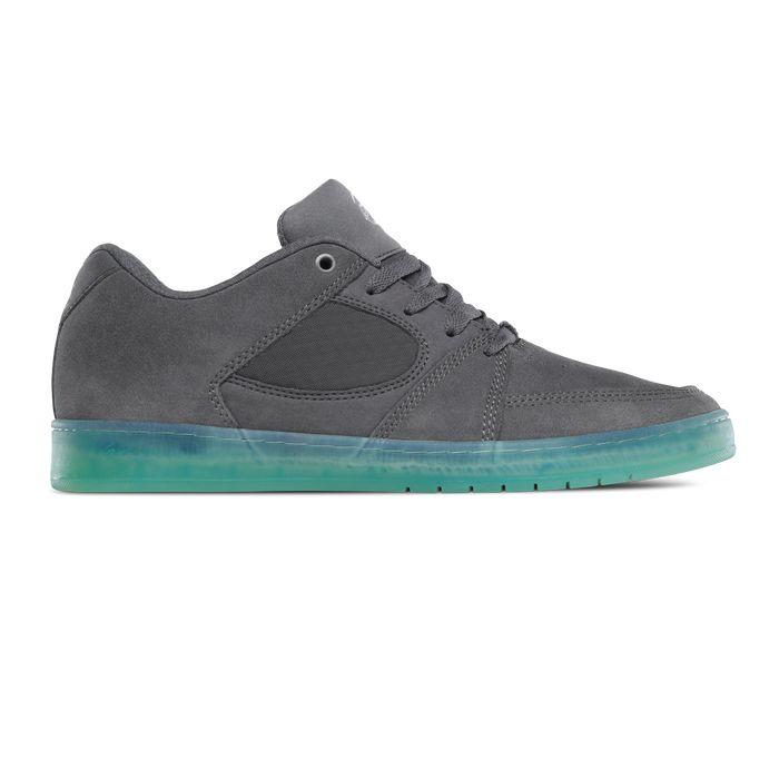 Es eS Accel Slim - Dark Grey/Blue