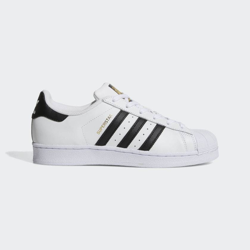 Adidas Adidas Superstar Womens - White