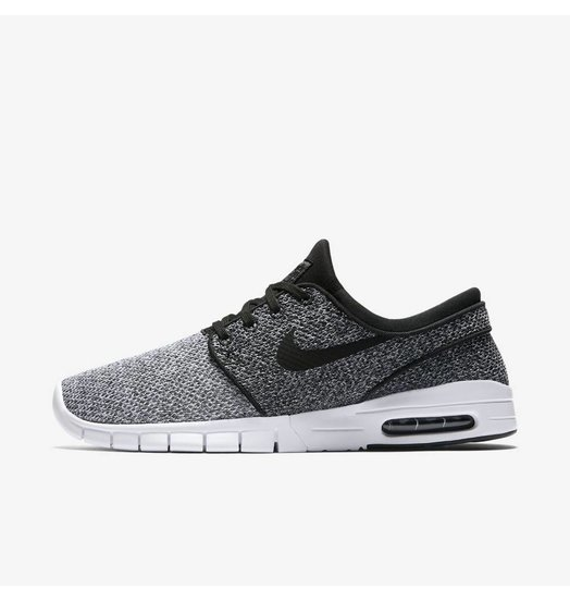 Nike Nike Stefan Janoski Max - White/Black-Dark Grey