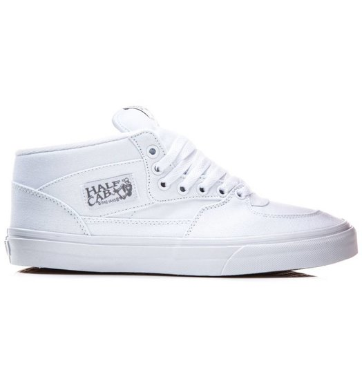 Vans Vans Half Cab Canvas - White/Wild Dove