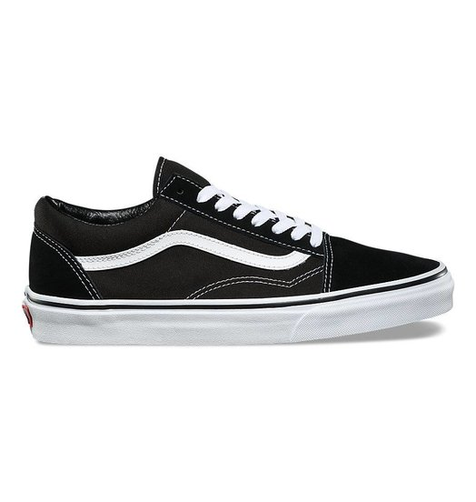 Vans Vans Old Skool - Black/White