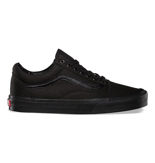 Vans Vans Old Skool Canvas Black/Black