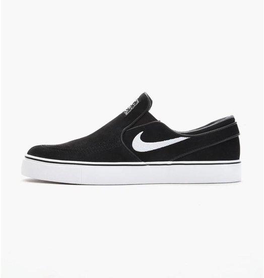 Nike Nike SB Janoski Slip - Black/White