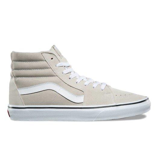 Vans Vans SK8 Hi - Silver Lining/True White