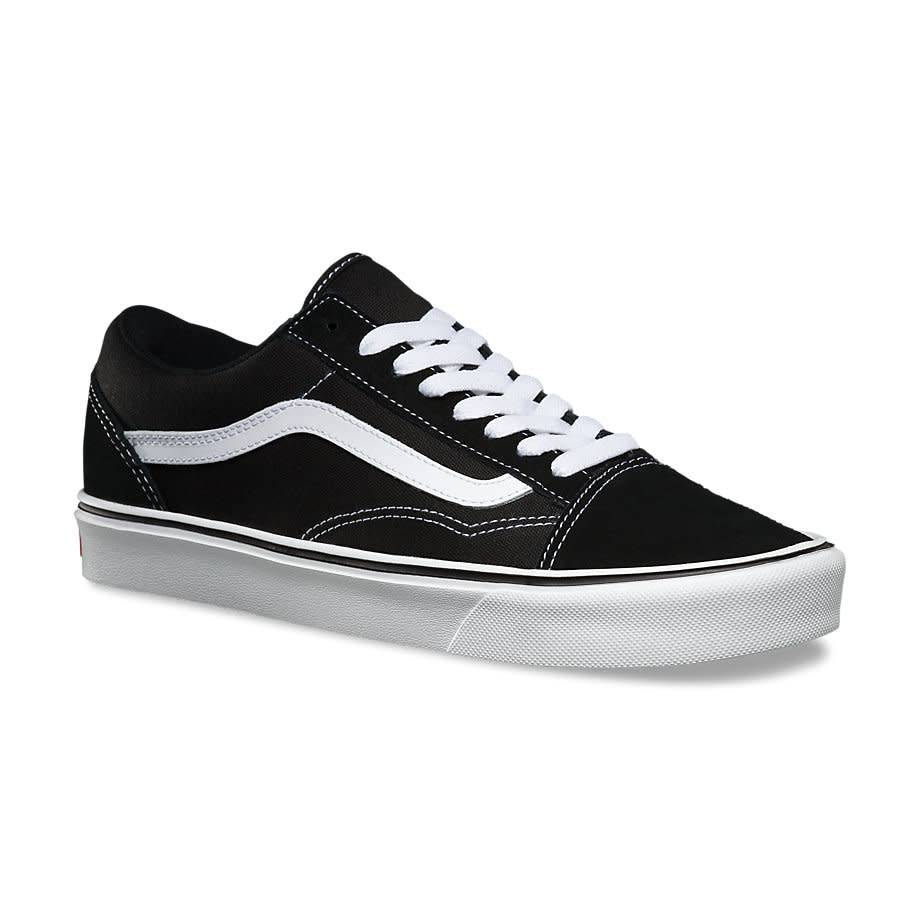 69b50c7d99cb Vans Old Skool Lite - Black White - Ninetimes Skate Shop