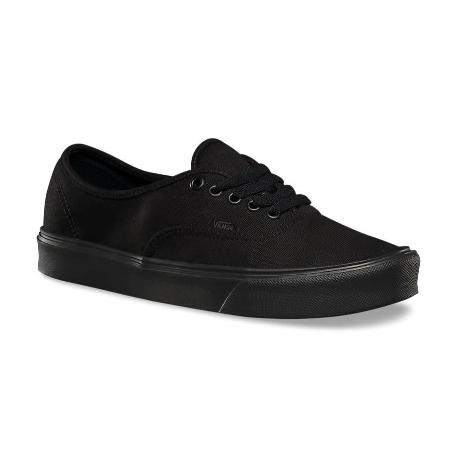 Vans Authentic Lite - Black/Black