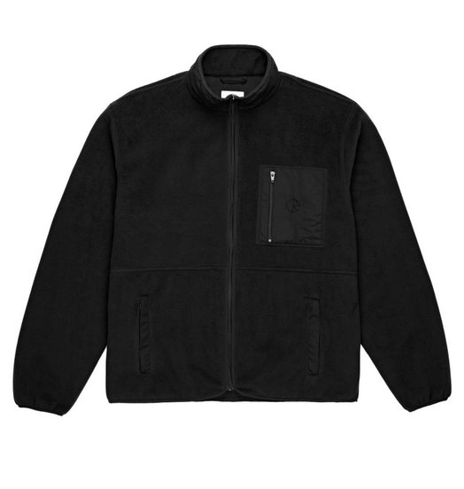 Polar Polar Stenström Fleece Jacket - Black