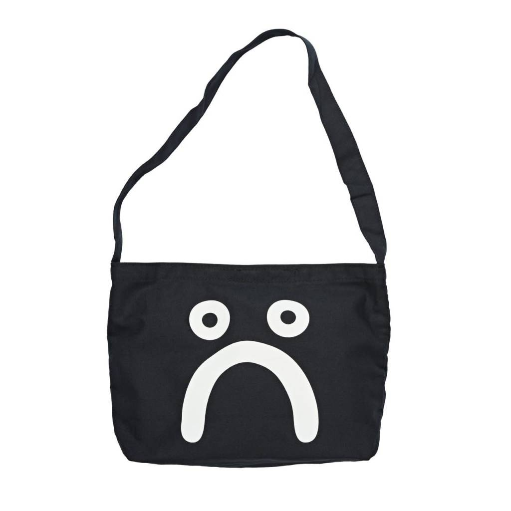 Polar Polar Happy Sad Tote Bag - Black