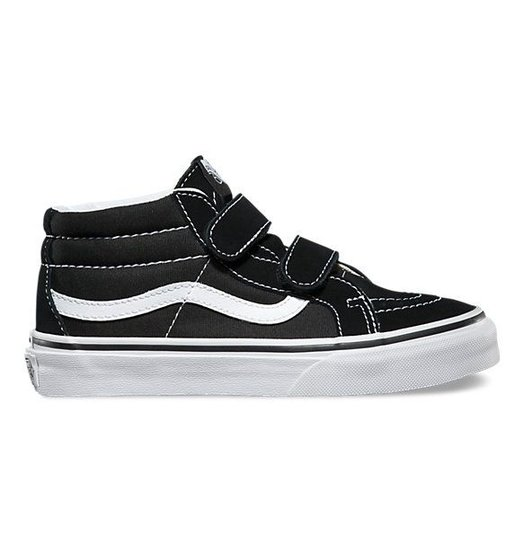 Vans Vans Kids SK8 Mid V Reissue - Black/White