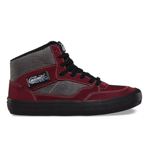 Vans Full Cab Pro 50th - Burgundy/Gray
