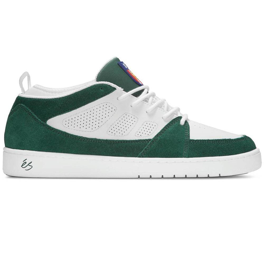 Es eS SLB Mid - White/Green
