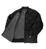 Dickies Dickies Diamond Quilted Nylon Jacket - Black