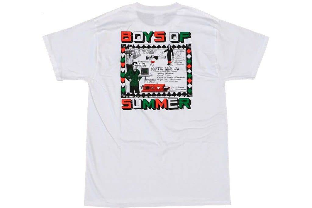 Boys Of Summer Boys Of Summer Marlow Tee - White