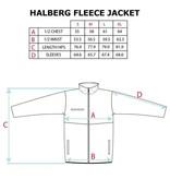 Polar Polar Halberg Fleece Jacket - Black/Black