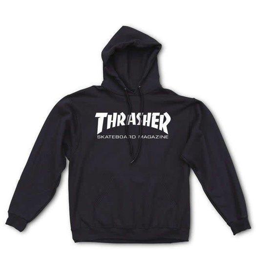 Thrasher Thrasher Skate Mag Hoodie - Black