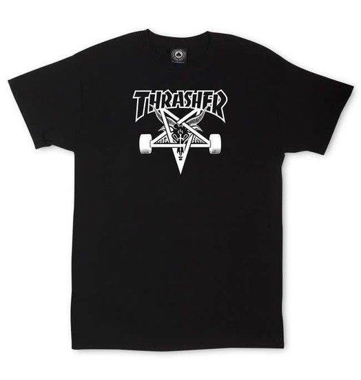 Thrasher Skategoat Tee - Black