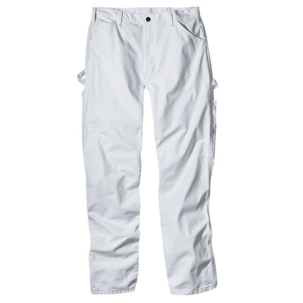 Dickies Dickies Painter's Utility Pant - White