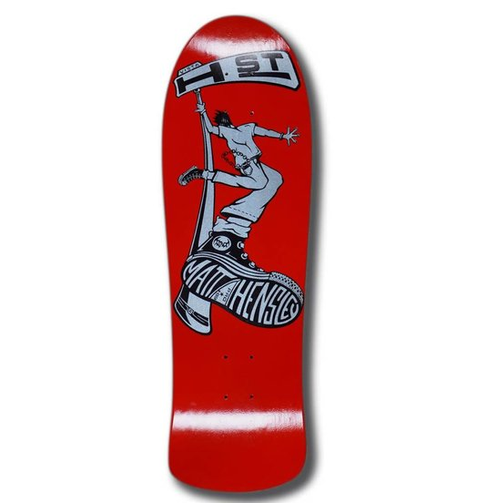 H-Street Matt Hensley Swinger Reissue Deck