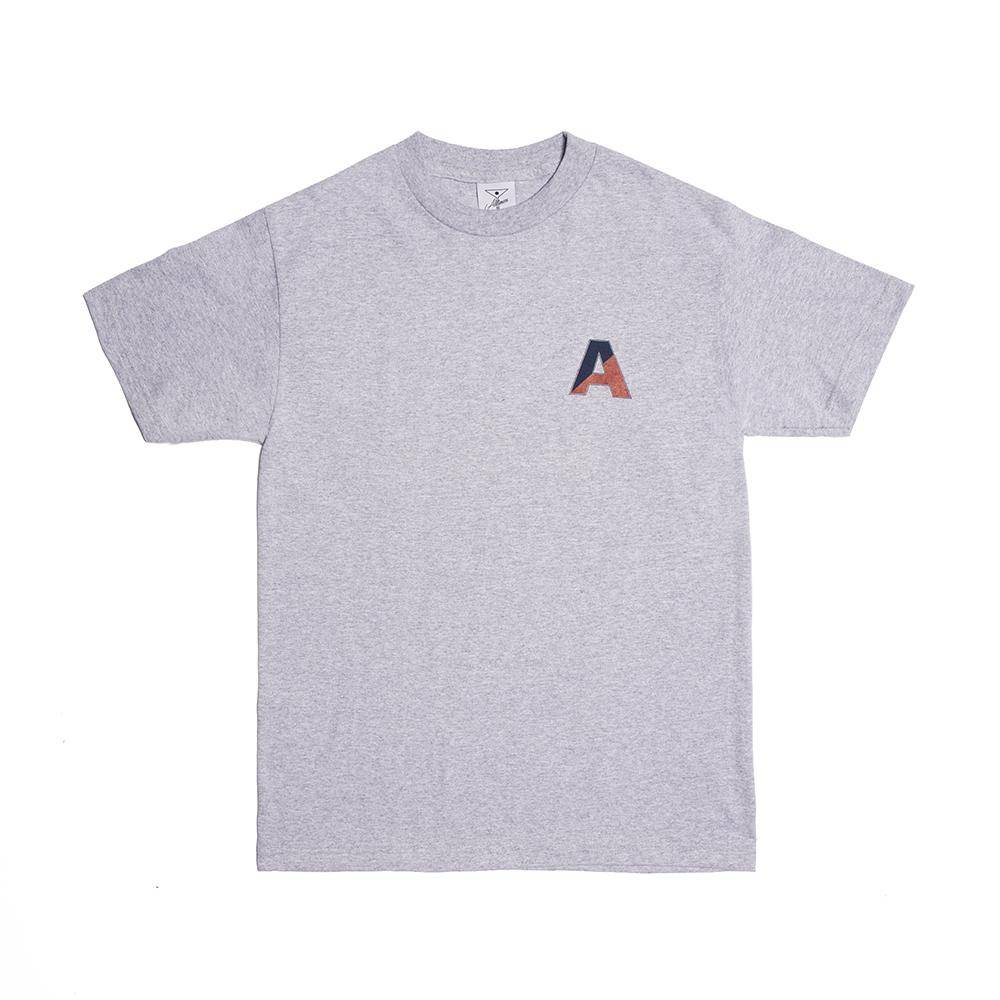 Alltimers Alltimers A Tee - Heather Grey