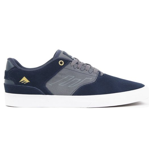 Emerica Emerica Reynolds Low Vulc - Navy/Grey