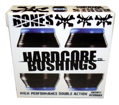 Bones Bones Hardcore Bushings Soft - Black