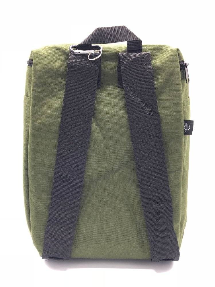 Coma Coma Backpack Olive Green