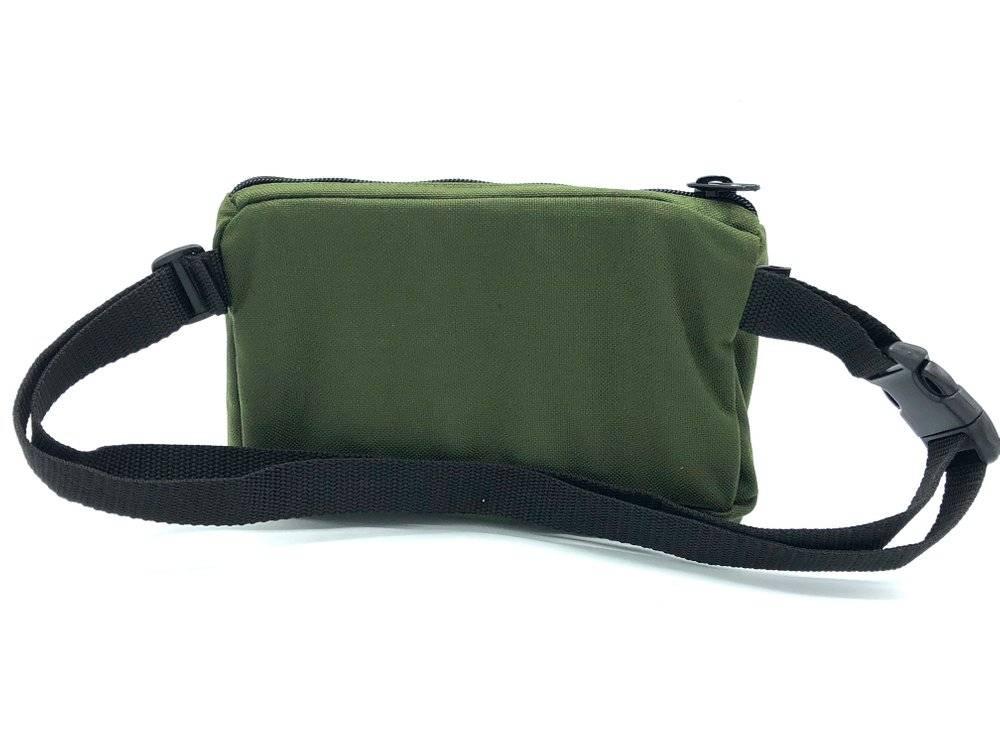 Coma Coma Hip Bag - Olive Green