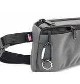 Coma Coma Hip Bag - Smoke Grey