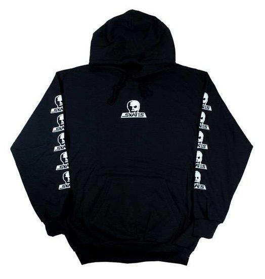 Skull Skates Skull Skates Logo Hoodie - Black