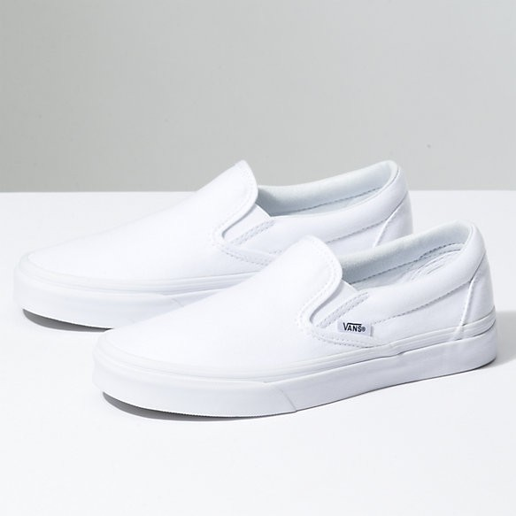 Vans Vans Classic Slip-On - True White