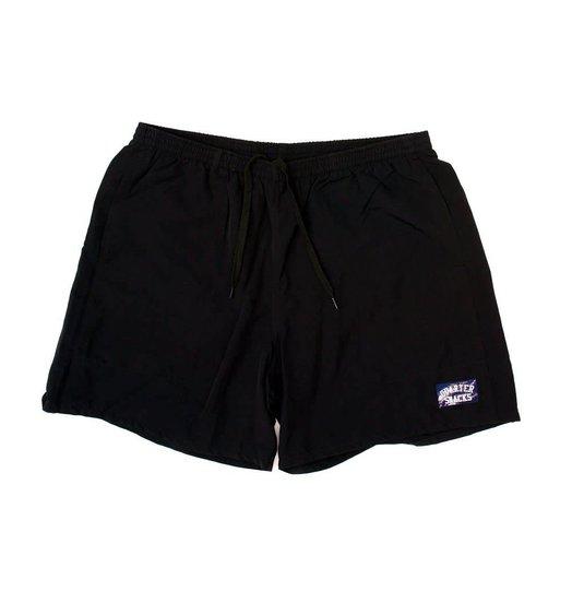 Quartersnacks Quartersnacks Swim Trunks - Black