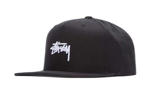 Stussy Stussy Basic Snapback - Black