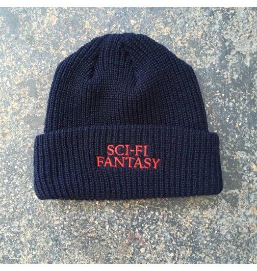 Sci-Fi Fantasy Sci-Fi Fantasy Beanie - Navy