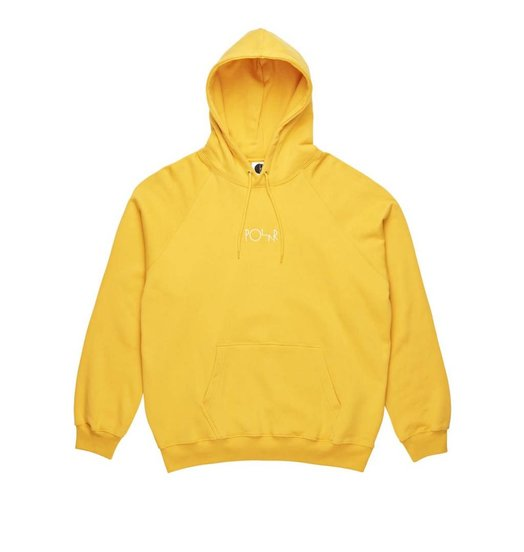 Polar Polar Default Hood - Yellow
